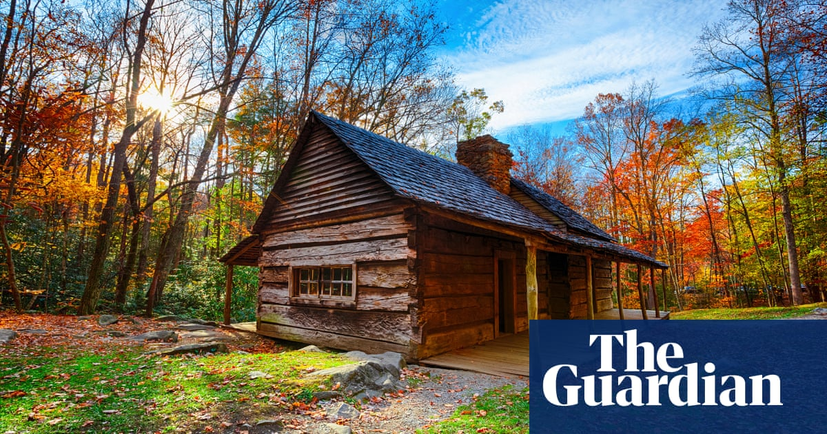 Cabin porn: why hideaways are hot right now