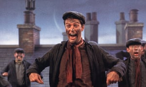 Dick Van Dyke sorry for 'atrocious cockney accent' in Mary Poppins
