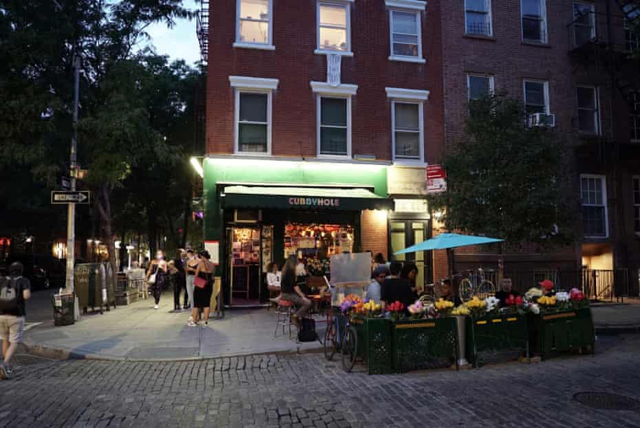 Cubbyhole is one of New York's (and America's) few remaining lesbian bars