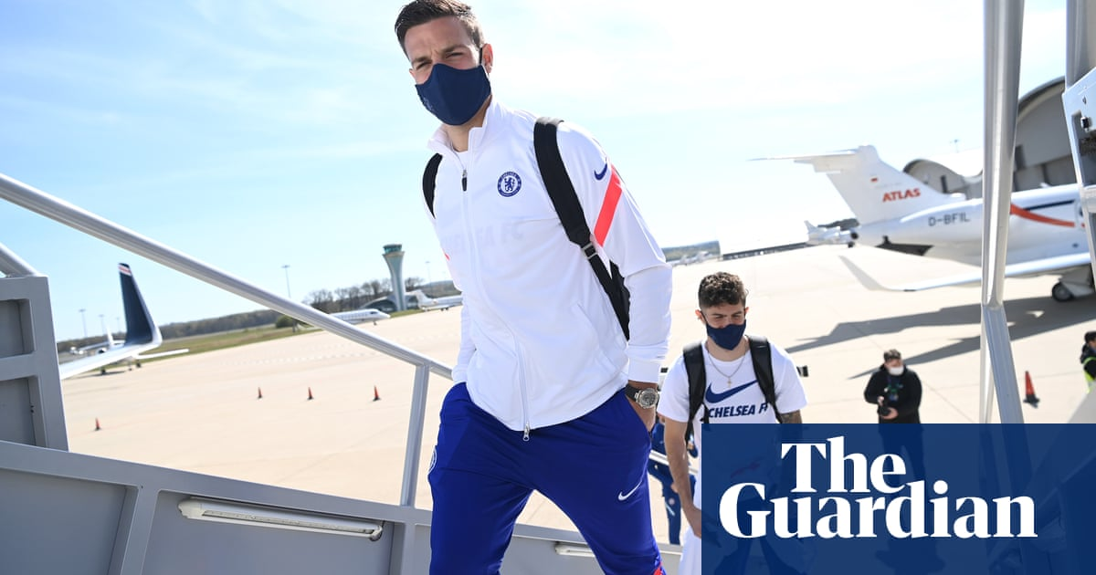 The Fiver | Walking in the footsteps of Ipswich, Derby, Cardiff and Kilmarnock