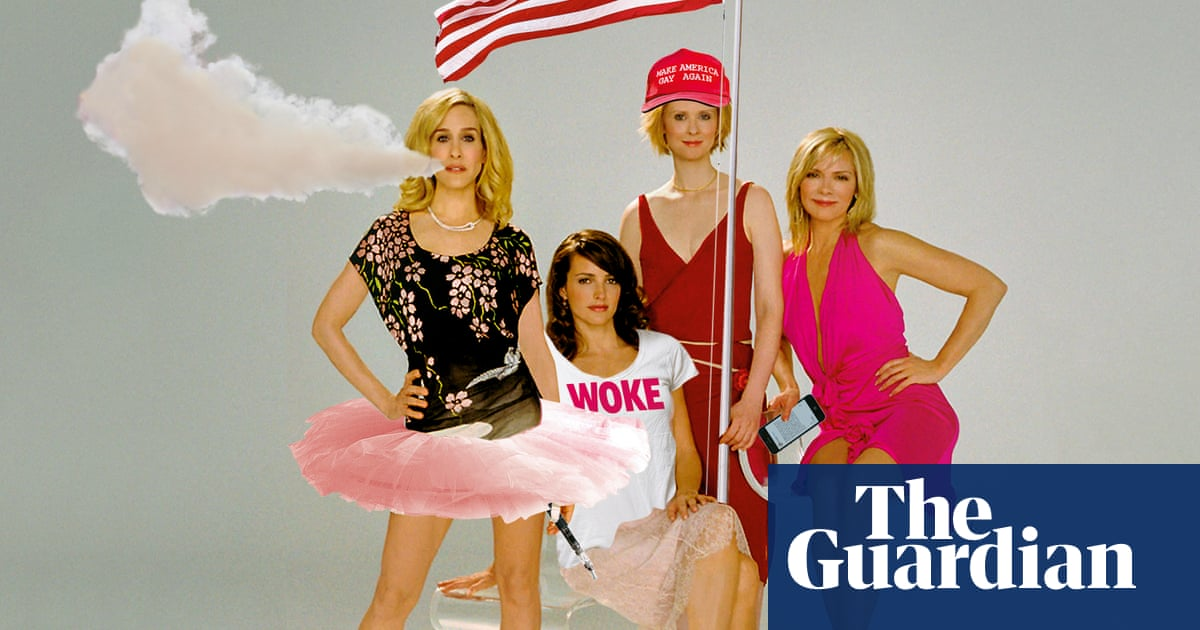 That show was as white as it gets!' Sex and the City's problematic