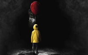 Dark and brutal … Andy Muschietti's It.