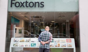 Foxtons in Angel Islington north London