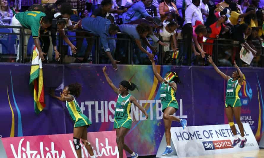 Zimbabwe netball team