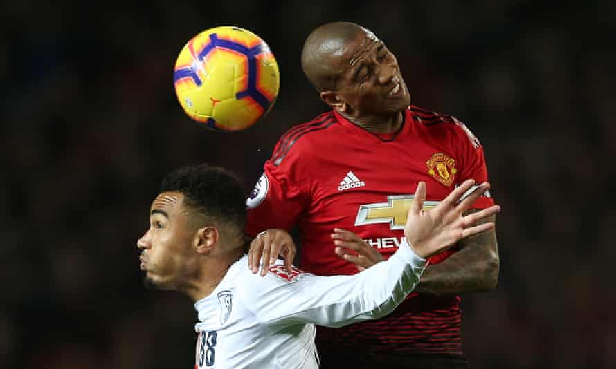 Could Ashley Young be heading to San Siro?
