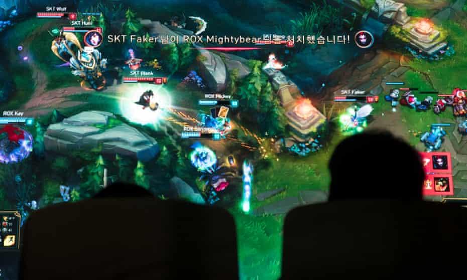 South Korean eSports