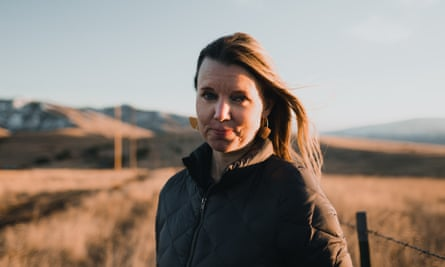 Anne Helen Petersen in Montana. 'Regime change in November is not necessarily going to fix everything. It might fix a couple of small things, but it's not going to fix everything.'
