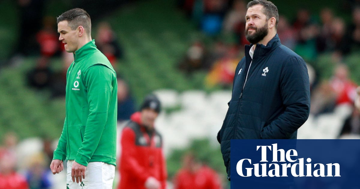 Farrells will put aside family matters, says Irelands Johnny Sexton