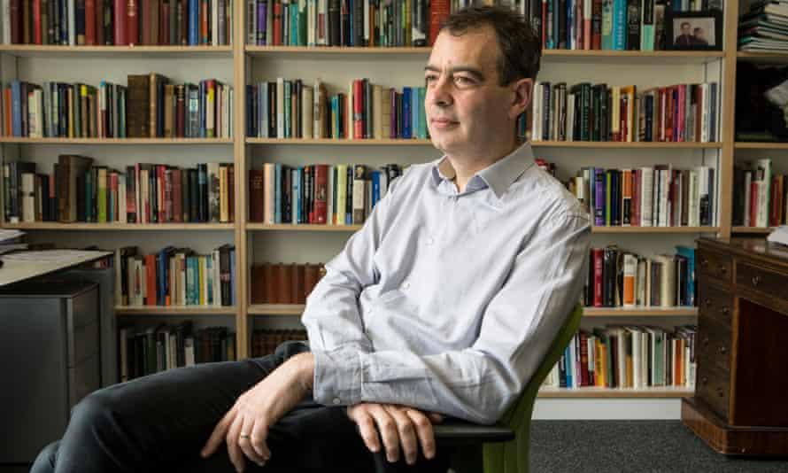 David Runciman, co-host of Talking Politics.
