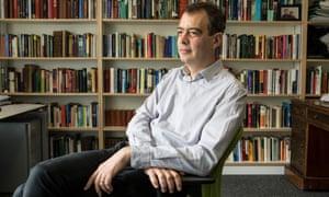 David Runciman, Cambridge academic and host of the Talking Politics podcast.