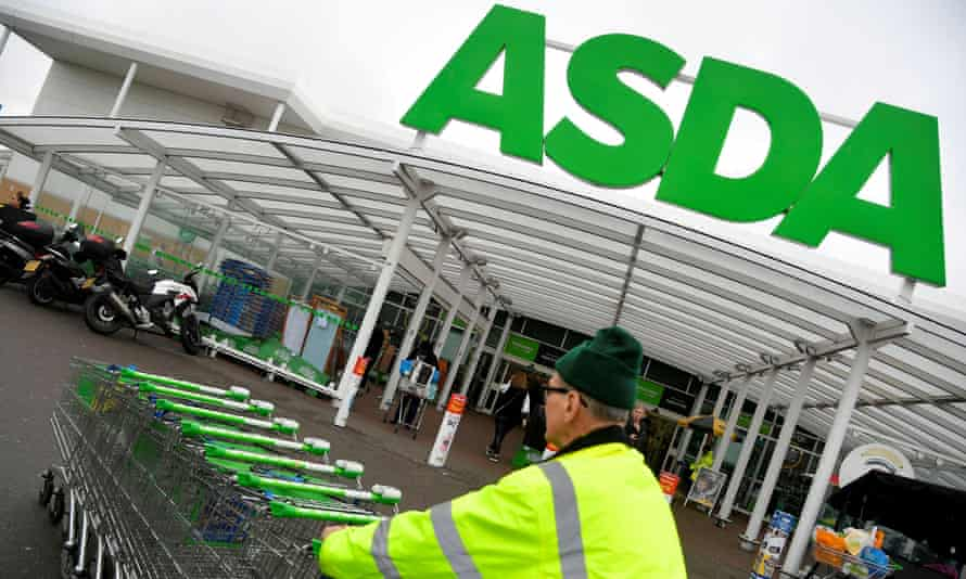 Asda, which has a total workforce of 145,000, also plans to overhaul how its stores are managed.