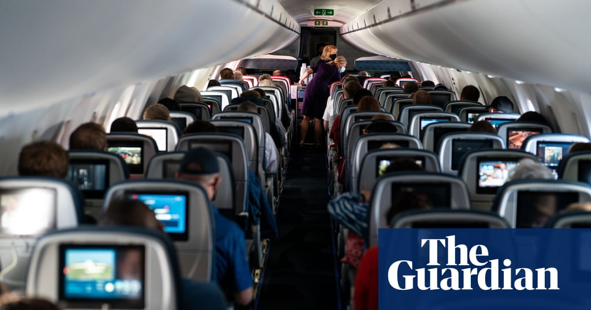 'I worry what's going to happen': how Covid has made airline work risky and exhausting in the US