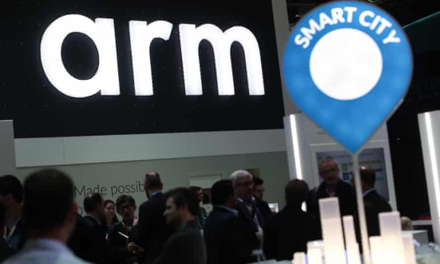 Chip maker ARM Holdings is one of the luminaries of the UK tech sector, but is about to be sold to US firm Nvidia.