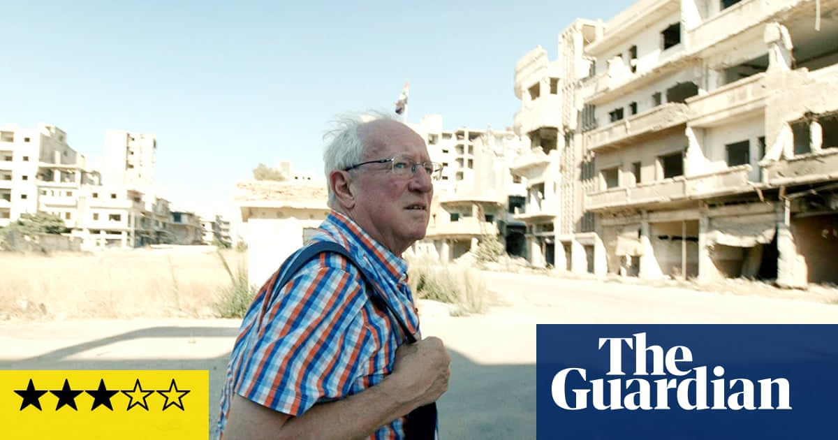 This Is Not a Movie review – the drama and tragedy of the Middle East