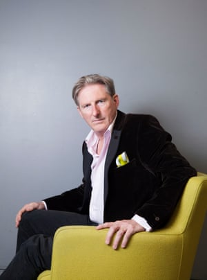 Adrian Dunbar photographed at BBC Broadcasting House in London