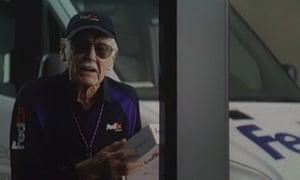 Stan Lee movie cameos - Captain America: Civil War