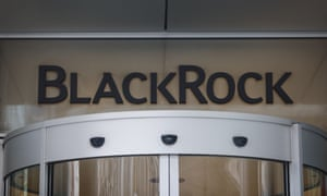 UK Headquarters Of BlackRock Investments