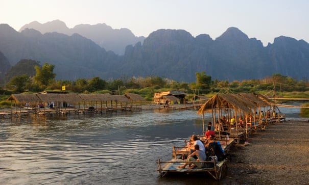 Laos town known for drunkenness and tourist deaths cleans up