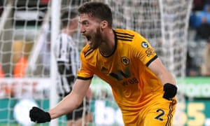 Matt Doherty says he is grateful to have been given the time to prove himself in the Premier League.