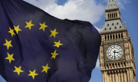 Brexit legislation caught in parliamentary logjam