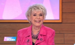 Gloria Hunniford has attracted very high ratings.