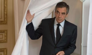 François Fillon, who warned that 'extremism can bring only misery and division to France'.
