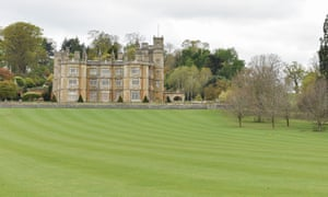 Englefield House, which has been in the Benyon family since the 18th century