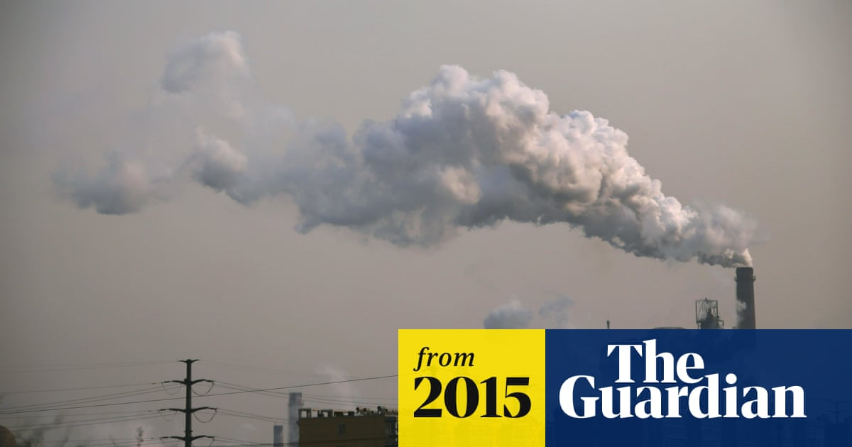 Air pollution in China is killing 4,000 people every day, a