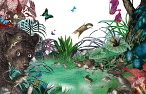 Illustration by Kristjana Williams for Into The Jungle.