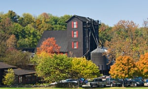 Maker's Mark distillery in Loretto, Kentucky, home state of the Senate majority leader, Mitch McConnell, could be hit by tariffs.