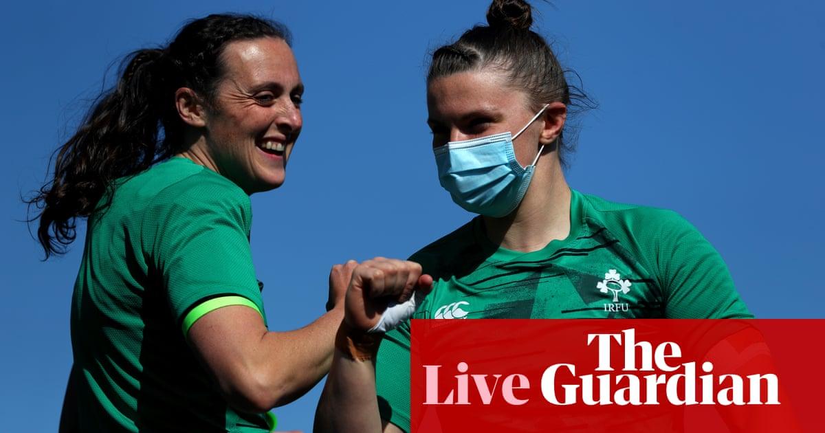 Ireland v Italy: Women's Six Nations finals day clockwatch – live!