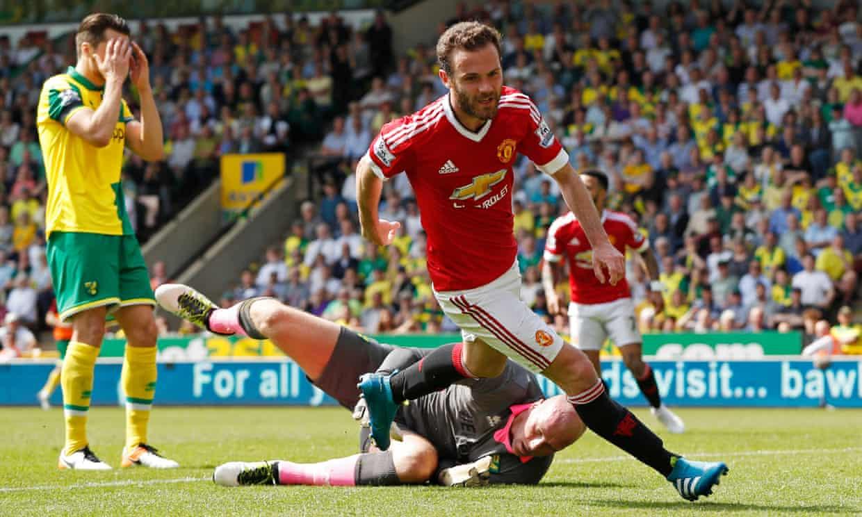 Video: Norwich City vs Manchester United