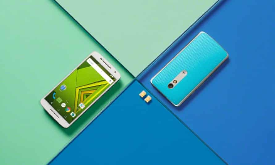 Moto X Play by Motorola