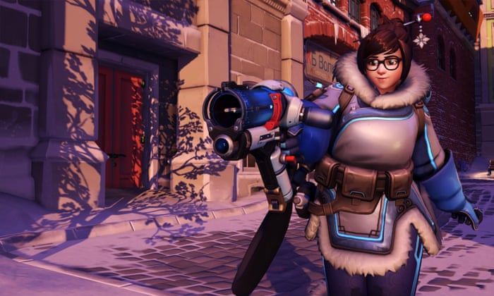Overwatch: how Blizzard redefined the first-person shooter