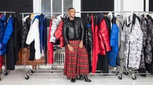 Law Roach, celebrity stylist