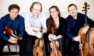 Lights String Quartet : Haydn: String Quartets Op 50 CD review pure joy Music The Guardian