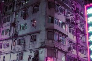 1 Electric Pink Hong-Kong 2016