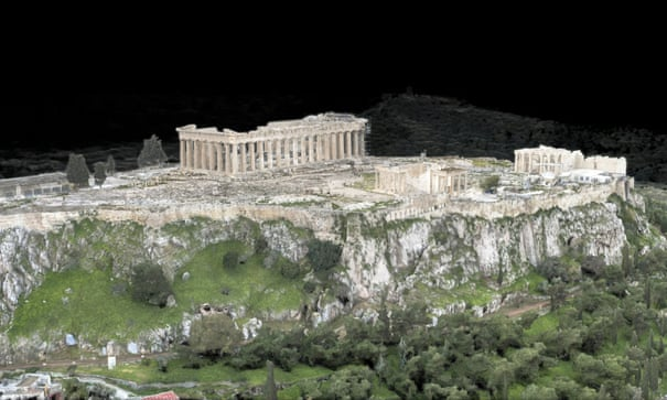 City with a past: why classical and modern Athens are at war