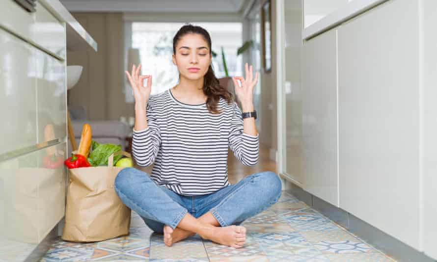 'A meditation practice can help us learn how to be with these intense emotions and shift toward compassion or recognize moments of joy.'