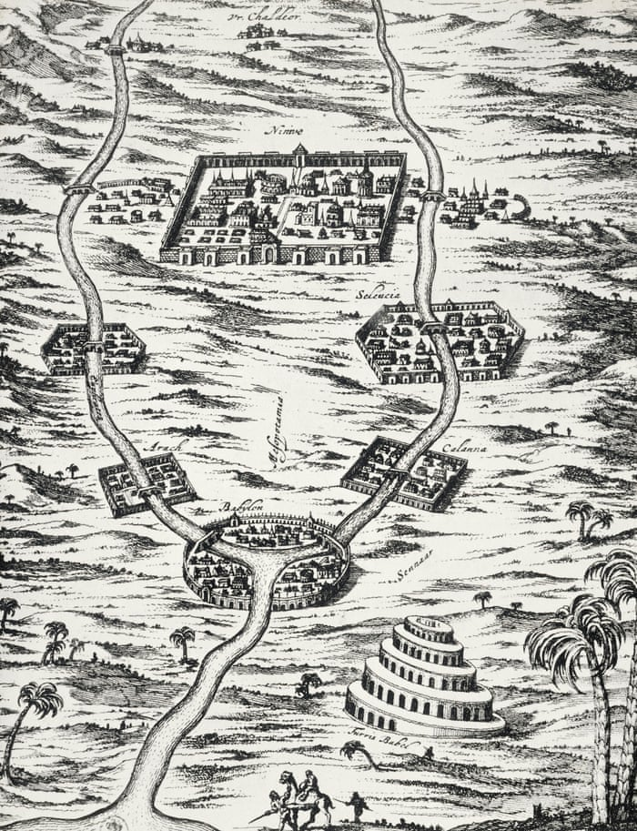 Lost cities #1: Babylon – how war almost erased 'mankind's