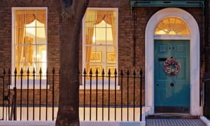 The Dickens museum in Doughty Street, London. Photograph: Raffaeleteo/Charles Dickens Museum/PA Wire