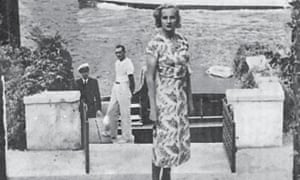 Doris Castlerosse takes possession of the Venier palazzo in the summer of 1938. From The Unfinished Palazzo: Life, Love and Art in Venice, published by Thames & Hudson.