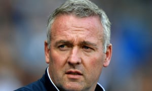 Paul Lambert has a tough job on his hands with struggling Ipswich Town.