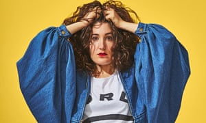 'Please hire me if there's anyone reading this' … Kate Berlant.