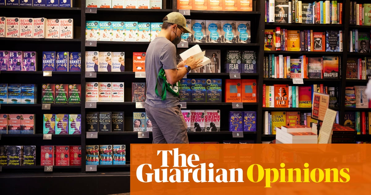 The Guardian view on changes to copyright law: book lovers beware   Editorial