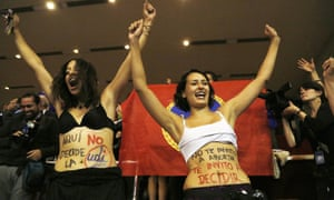 Chile is one of only a handful of countries worldwide where abortion is illegal without exception. The ban was put in place during the closing days of Augusto Pinochet's 1973-1990 dictatorship.