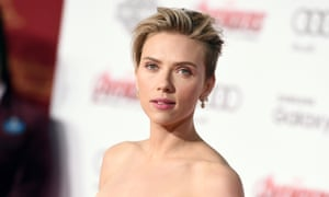 Scarlett Johansson: a class act, but no Manga star.