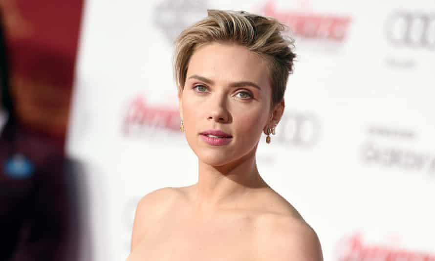 Scarlett Johansson: a class act, but no Manga star.