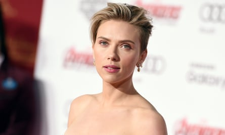 Whitewashing Row Over Scarlett Johansson S Ghost In The Shell Role Reignites Scarlett Johansson The Guardian