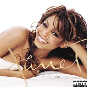 Janet Jackson: All for You album artwork